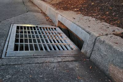 Woman found bound, naked in Florida storm drain